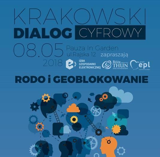 1. Krakowski Dialog Cyfrowy – RODO i Geoblokowanie